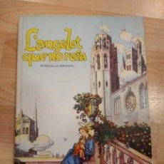 Libros de segunda mano: 'L'ANGELET QUE NO REIA'. SEGONA EDICIÓ. Lote 211816160