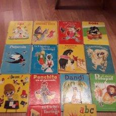 Libros de segunda mano: SUEÑOS INFANTILES, LOTE COLECCION CASI COMPLETA, ED. SOPENA AÑO 1958. Lote 212108811