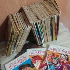 Livres d'occasion: LOTE LIBROS DE PEQUEÑO TAMAÑO. CUENTOS INFANTILES.. Lote 212159171
