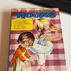 Libros de segunda mano: LAS ZAPATILLAS ROJAS. Lote 212483386