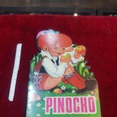 Libri di seconda mano: CUENTO TROQUELADO PINOCHO EDICIONES TORAY AÑO 1966 NÚMERO 8. Lote 212595242