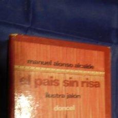Libros de segunda mano: EL PAIS SIN RISA Y CUATRO PIEZAS MAS (TEATRO PARA NIÑOS) MANUEL ALONSO ALCALDE. Lote 212812840