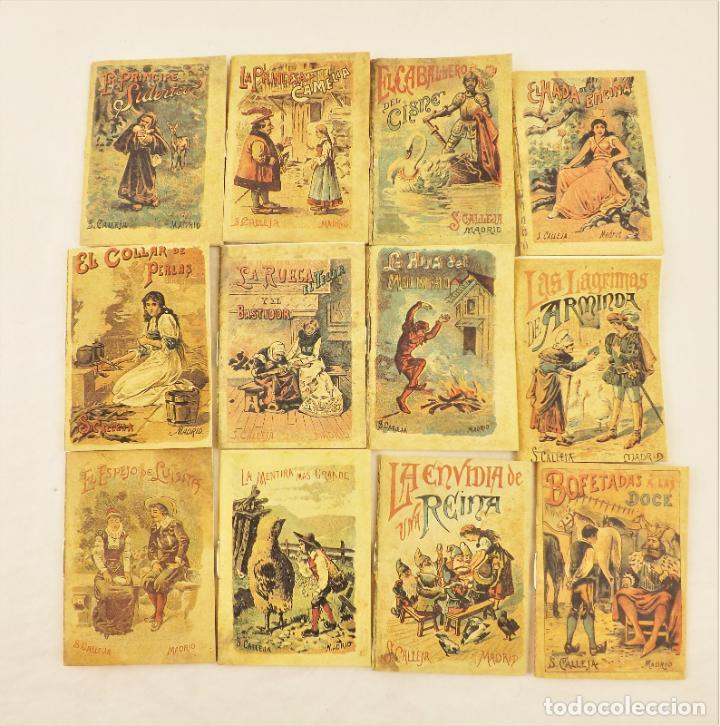 Libros de segunda mano: Los cuentos de Calleja Cuentos de Príncipes y princesas - Foto 2 - 213098683