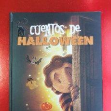 Libros de segunda mano: LIBRO-CUENTOS DE HALLOWEN-INFANTIL-VER FOTOS. Lote 213266452