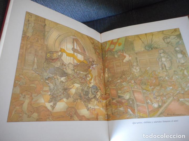 Libros de segunda mano: El viento en los sauces -no disponible - Foto 4 - 252933845
