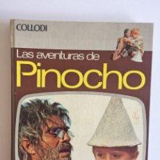Libros de segunda mano: LAS AVENTURAS DE PINOCHO COLLODI AÑO 1973. Lote 228540825