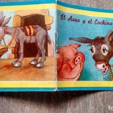 Libros de segunda mano: COLECCION FHER - NUMERO 107 - EL ASNO Y EL COCHINO -. Lote 213627643