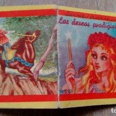 Libros de segunda mano: COLECCION FHER - NUMERO 201 - LOS DESEOS PRODIGIOSOS -. Lote 213627931