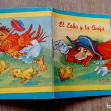 Libros de segunda mano: COLECCION FHER - NUMERO 121 - EL LOBO Y LA OVEJA -. Lote 213628330