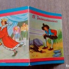 Libros de segunda mano: COLECCION FHER - NUMERO 91 - EL DESTRIPATERRONES -. Lote 213628478