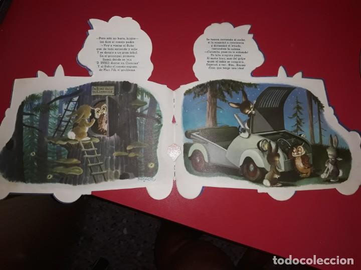 Libros de segunda mano: Cuento Troquelado Mari Pili Biscuter con las gafitas Ferrandiz Edigraf 1963 - Foto 4 - 213725422