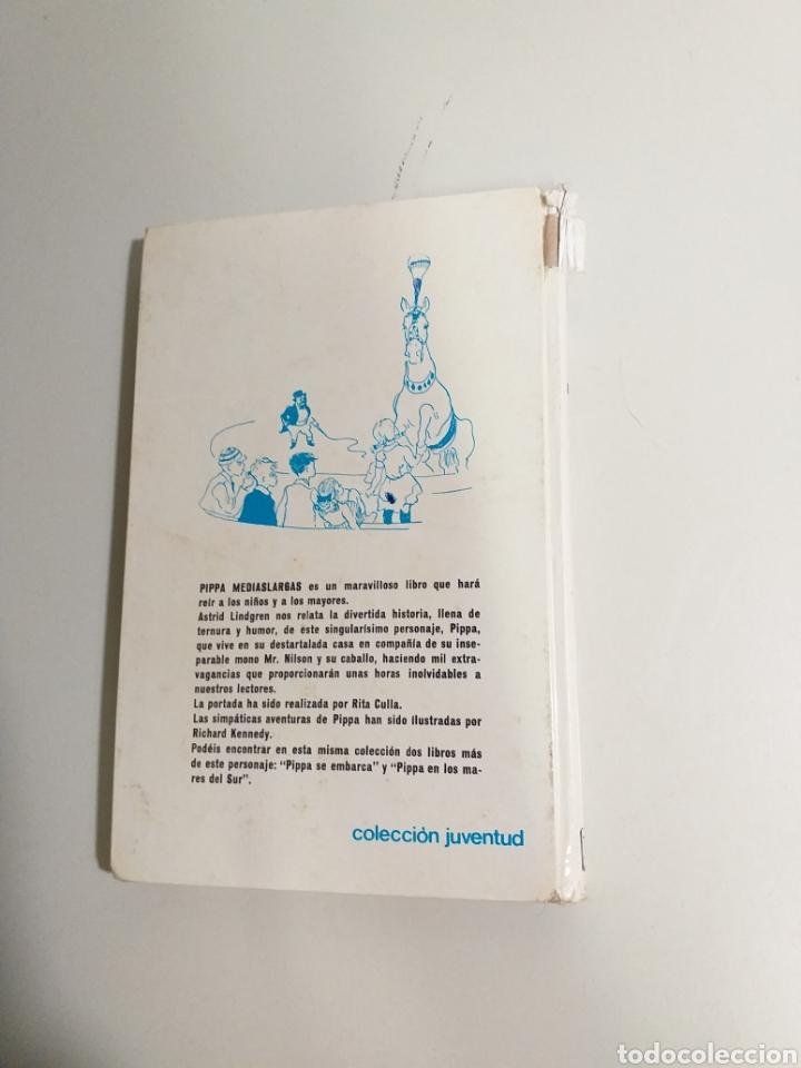 Libros de segunda mano: Pippa mediaslargas. Astrid Lindgren - Foto 4 - 213822918