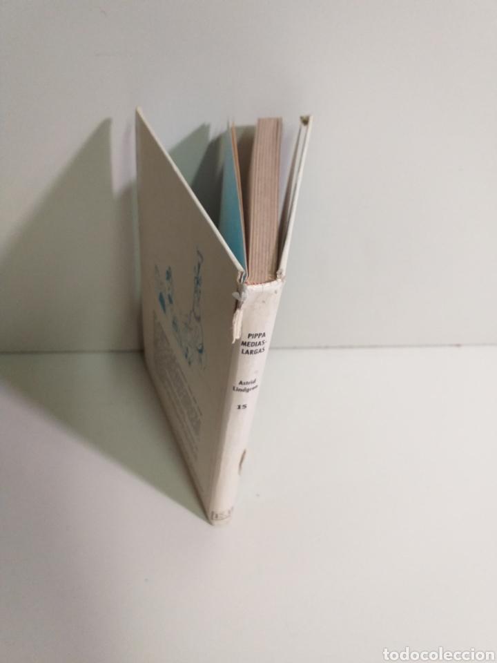 Libros de segunda mano: Pippa mediaslargas. Astrid Lindgren - Foto 5 - 213822918