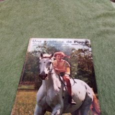 Libros de segunda mano: LIBRO. UNA AVENTURA DE PIPPA. TEXTO ASTRID LINDGREN. Lote 214448195