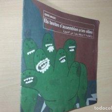 Libros de segunda mano: ELS TESTOS S'ASSEMBLEN A LES OLLES - CONTE AMAZIC. Lote 214470096