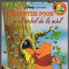 Libros de segunda mano: WINNIE THE POOH Y EL ÁRBOL DE LA MIEL. Lote 214531283