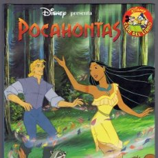 Libros de segunda mano: POCAHONTAS. Lote 214531606