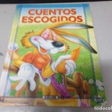 Libros de segunda mano: CUENTOS ESCOGIDOS SERVILIBRO. Lote 214820841