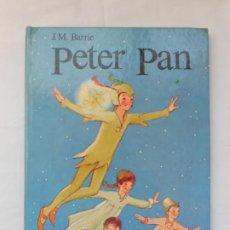 Libri di seconda mano: PETER PAN - EDITORIAL MONTENA - AÑO 1983 - POP UP - CONTIENE DIORAMAS CON MOVIMIENTO. Lote 214873702