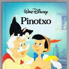 Libros de segunda mano: PINOTXO WALT DISNEY EN CATALÁN. Lote 215076166