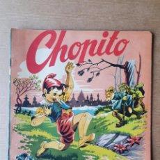 Libros de segunda mano: CHOPITO. CUENTO PINOCHO COL COLORÍN EDITORIAL BRUGUERA 1961. Lote 215195797