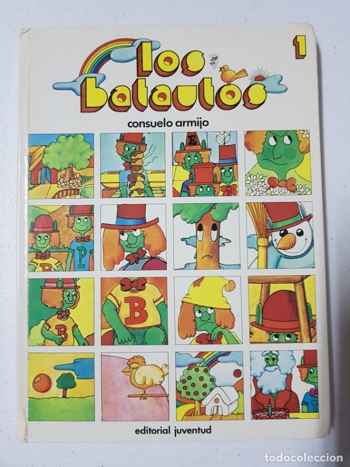 LOS BATAUTOS Nº 1 POR CONSUELO ARMIJO. PREMIO LAZARILLO 1974. BONITAS ILUSTRACIONES. UN CLÁSICO (Libros de Segunda Mano - Literatura Infantil y Juvenil - Cuentos)