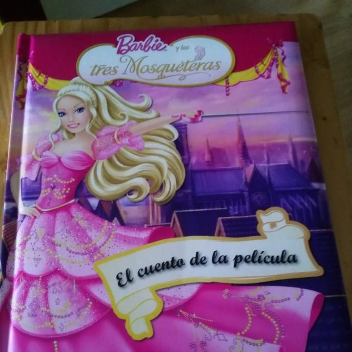 Barbie Y Las Tres Mosqueteras El Cuento De La P Comprar Libros De Cuentos En Todocoleccion 215567183