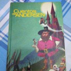 Libros de segunda mano: LOS CUENTOS DE ANDERSEN 1966. Lote 215666216
