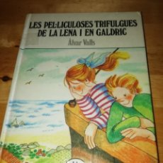 Libros de segunda mano: ÀLVAR VALLS - LES PEL·LICULOSES TRIFULGUES DE LA LENA I EN GALDRIC - RITA CULLA - MONTSERRAT 1981. Lote 215769606