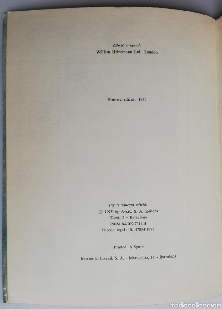 Libros de segunda mano: LA VENTAFOCS -1975~1ª ED. - ILUS. POR ARTHUR RACKHAM - ED. AYMÀ , BCN - EN CATALÁN - PJRB - Foto 5 - 215823911