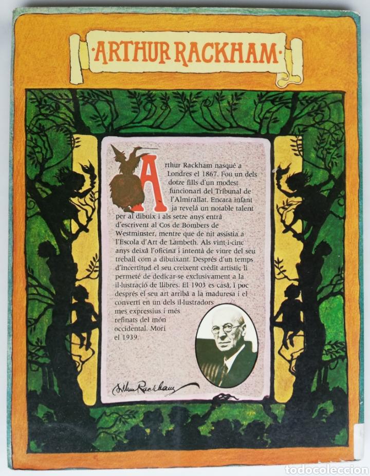 Libros de segunda mano: LA VENTAFOCS -1975~1ª ED. - ILUS. POR ARTHUR RACKHAM - ED. AYMÀ , BCN - EN CATALÁN - PJRB - Foto 4 - 215823911