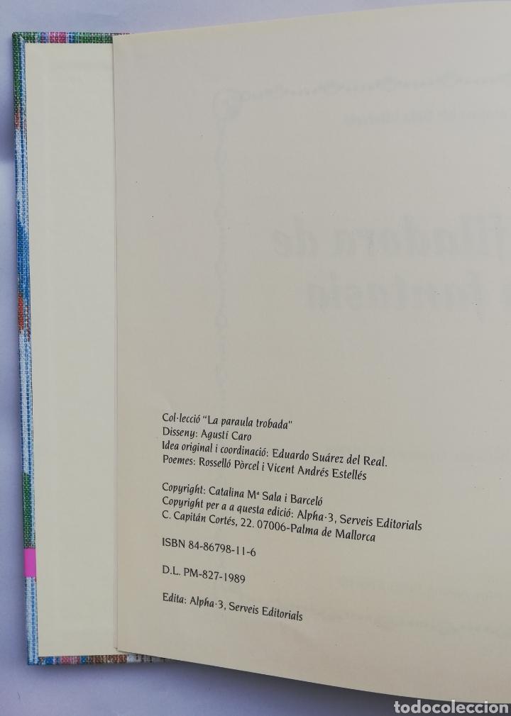 Libros de segunda mano: 10 CUENTOS EN CATALÁN - 1989 - CATALINA Mª SALA - ILU. DE FCA. SELLÉS - ED. ALPHA 3, MALLORCA - PJRB - Foto 3 - 215829917