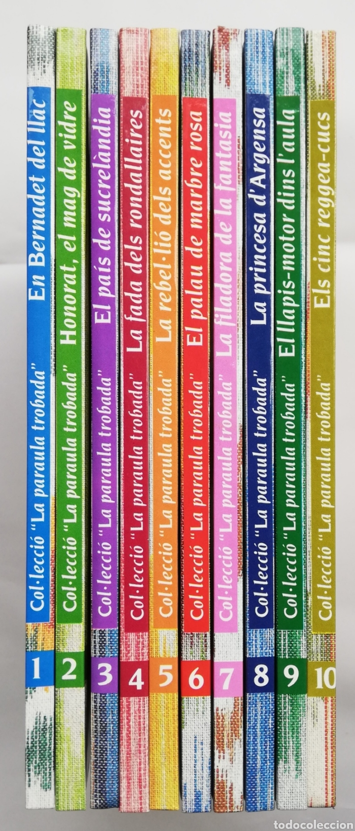 Libros de segunda mano: 10 CUENTOS EN CATALÁN - 1989 - CATALINA Mª SALA - ILU. DE FCA. SELLÉS - ED. ALPHA 3, MALLORCA - PJRB - Foto 4 - 215829917