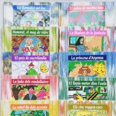 Libros de segunda mano: 10 CUENTOS EN CATALÁN - 1989 - CATALINA Mª SALA - ILU. DE FCA. SELLÉS - ED. ALPHA 3, MALLORCA - PJRB. Lote 215829917