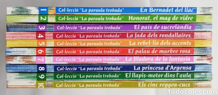 Libros de segunda mano: 10 CUENTOS EN CATALÁN - 1989 - CATALINA Mª SALA - ILU. DE FCA. SELLÉS - ED. ALPHA 3, MALLORCA - PJRB - Foto 2 - 215829917