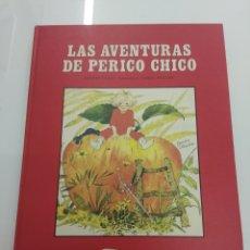 Libros de segunda mano: LAS AVENTURAS DE PERICO CHICO HELENE FATOU ILUSTRA GERDA MULLER HYMSA BAUL DE CUENTOS RARO Y DIFICIL. Lote 215990876
