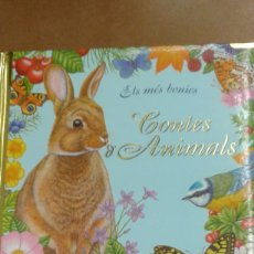 Libros de segunda mano: ELS MES BONICS CONTES D'ANIMALS. SUSAETA.EXAHURIT. Lote 216707526