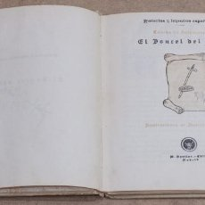 Libros de segunda mano: EL DONCEL DEL MAR. LECTURAS JUVENILES. HISTORIAS Y LEYENDAS ESPAÑOLAS. CONCHA DE SALAMANCA.. Lote 217025077