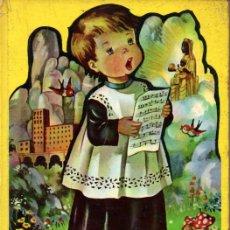 Libros de segunda mano: EL ESCOLANILLO DE LA VIRGEN DE MONTSERRAT (ARTIGAS, 1964). Lote 217430076