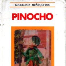 Libri di seconda mano: PINOCHO (MUÑEQUITOS SIGMAR, 1971) IMPRESO EN JAPÓN. Lote 217431143