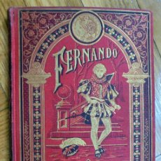 Libros de segunda mano: ANTIGUO CUENTO - FERNANDO.-SCHMID CRISTÓBAL.-SATURNINO CALLEJA.MADRID. Lote 217835813