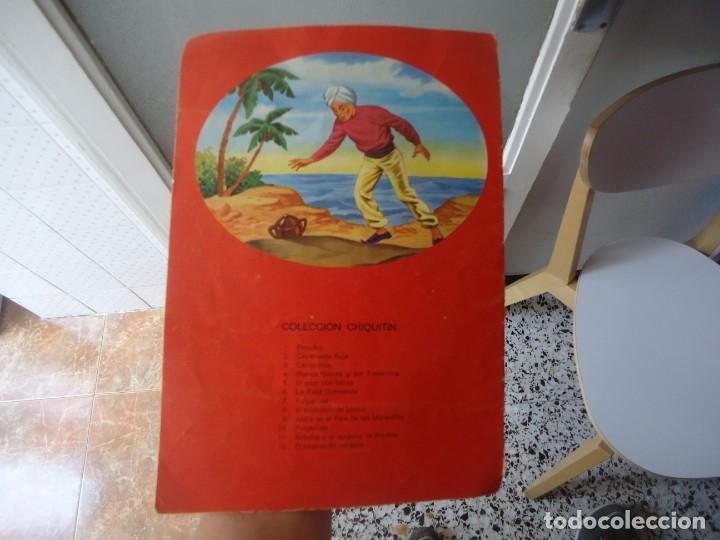 Libros de segunda mano: Cuento Ali-Baba y la lampara de Aladino ediciones vulcano año 1977 - Foto 2 - 217933020