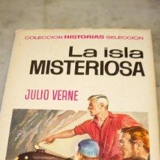 Libros de segunda mano: PRPM 77 BRUGUERA ILUSTRADO, HISTORIAS SELECCIÓN , JULIO VERNE, LA ISLA MISTERIOSA. Lote 218271937