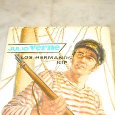 Libros de segunda mano: PRPM 77 EDIT MOLINO , JULIO VERNE, LOS HERMANOS KIP. Lote 218272513