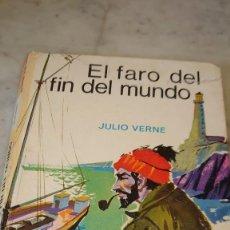 Libros de segunda mano: PRPM 77 EDIT KAPELUSZ , JULIO VERNE, EL FARO DEL FIN DEL MUNDO. Lote 218272720