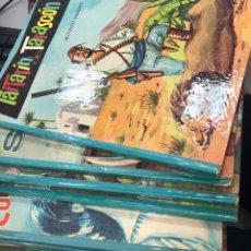 Libros de segunda mano: LOTE 10 LIBROS COLECCIÓN AMABLE AÑOS 60 VASCO AMERICANA. Lote 218364295