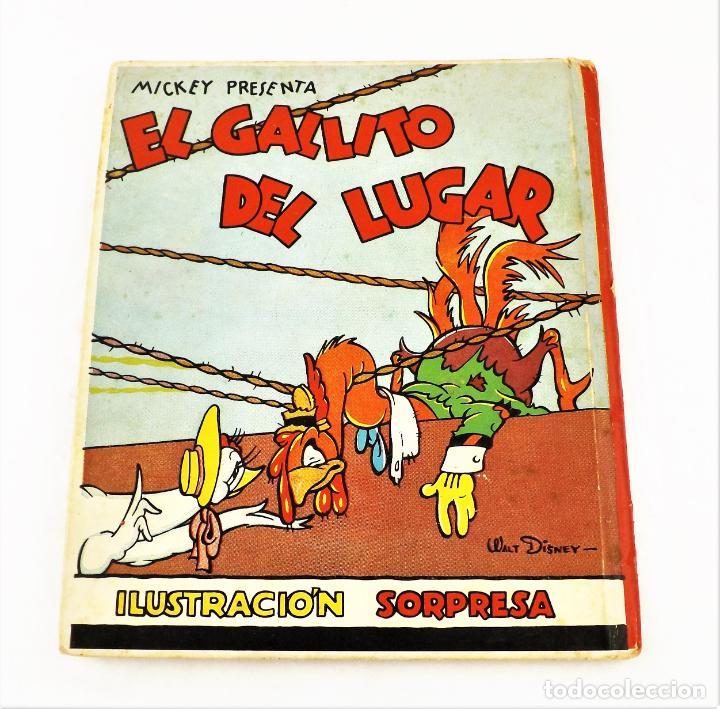 Libros de segunda mano: El Gallito del Lugar (POP UP) TROQUELES TRES DIMENSIONES DENTRO - Foto 4 - 218389075