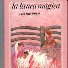 Libros de segunda mano: CARME PERIS . LA TANCA MÀGICA (LIBRES DEL SOL I DE LA LLUNA, 1985) EN CATALÀ. Lote 218392740