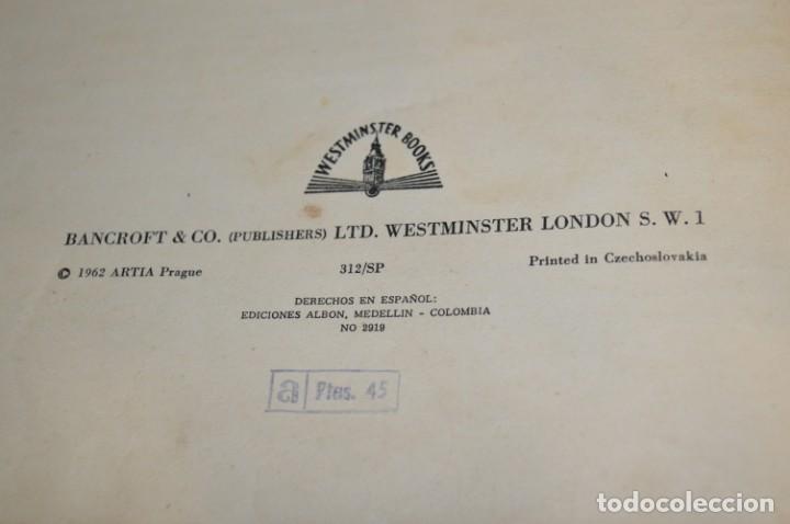 Libros de segunda mano: EL TORNEO en el castillo de COSTER / BANCROFT & CO - Cuento con dioramas / Años 60 ¡Mira, precioso! - Foto 15 - 218523498