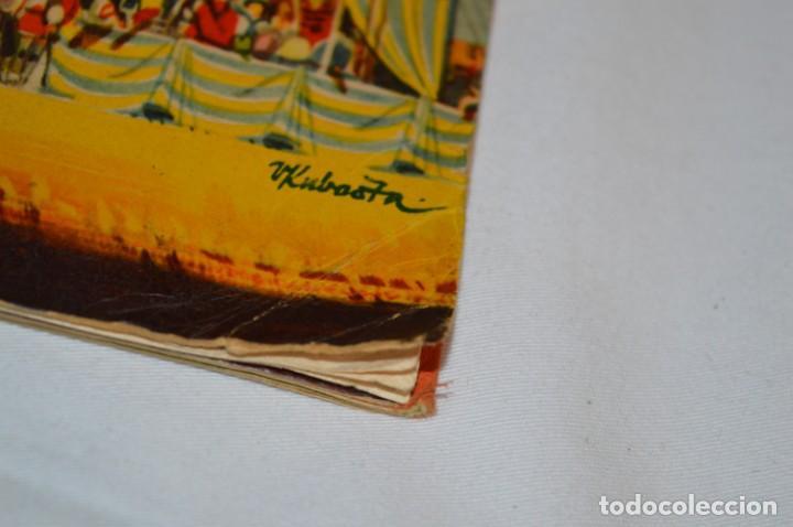 Libros de segunda mano: EL TORNEO en el castillo de COSTER / BANCROFT & CO - Cuento con dioramas / Años 60 ¡Mira, precioso! - Foto 14 - 218523498